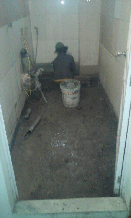 thợ chống thấm tại hà nội